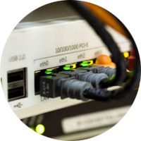 Cat5e and Cat6 Data Cabling Solutions